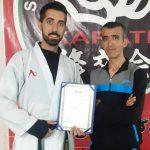 کسب عناوین درخشان کاراته کا شهر قدسی در مسابقات جهانی سبک شیتوریو شوکوکای