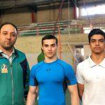 ژیمناستیک کار شهرقدسی سهمیه حضور در مسابقات جهانی باکو را کسب کرد