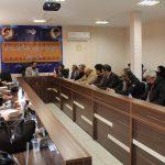 نشست و هماهنگی برنامه های دهه فجر در شهرستان قدس برگزار شد