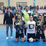 اختتامیه سومین دوره مسابقات فوتسال جام شهدای جرین شهرستان قدس