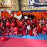 حضور بیش از یکصد کودک در جشنواره ژیمناستیک شهرستان قدس