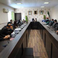 دومین جلسه ستاد ساماندهی امور جوانان شهرستان قدس برگزار شد