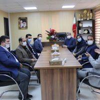 اعضای شورای اسلامی شهرستان قدس هفته تربیت بدنی را تبریک گفتند