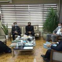 لزوم احداث خانه جوان در شهرستان قدس در دیدار فرماندار قدس با مدیر کل ورزش وجوانان استان تهران مطرح شد