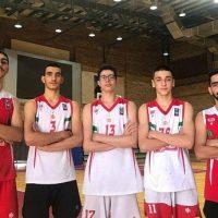 پنج بسکتبالیست ارزنده شهر قدسی به اردوی تیم ملی دعوت شدند